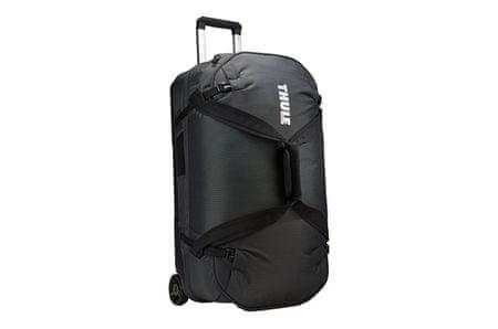 Thule potovalna torba Subterra Rolling Duffel, črna