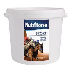 Nutrihorse Sport Étrendkiegészítő lovaknak, 5 kg
