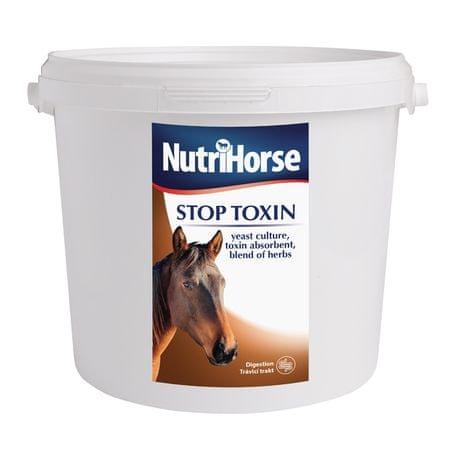 Nutrihorse Stop Toxin Étrendkiegészítő lovaknak, 1 kg