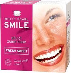 White Pearl Smile Bieliaci púder Freshsweet 30 g