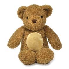 Cloud B Glow Cuddles - Bear Toffee - Miś z bijącym sercem