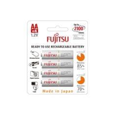 Fujitsu baterije na punjenje HR-3UTC AA, 4 komada