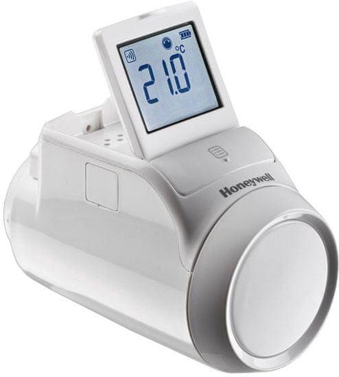 Honeywell HR92EE, bezdrôtová termostatická hlavica