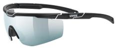 Uvex Okulary przeciwsłoneczne Sportstyle 117 Black Mat White (2816)
