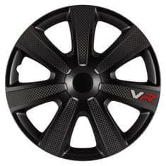 CarPoint pokrovi platišč VR Carbon 16, 4 kosi