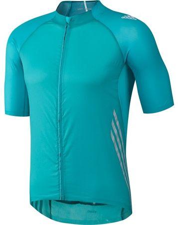 Adidas Adizero Férfi kerékpáros póló, S
