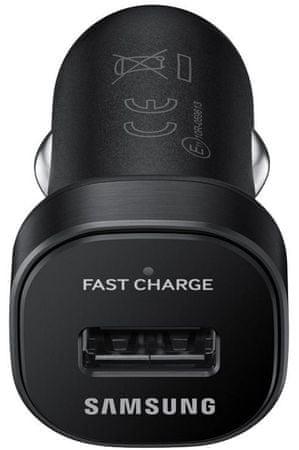 Samsung Ładowarka samochodowa (C-USB),  czarny