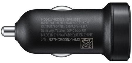 SAMSUNG Autós töltő (micro USB), fekete Paraméterek | MALL.HU