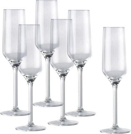 1fd9edf4df506 Alpina Poháre na šampanské 220 ml, 6 ks | MALL.SK