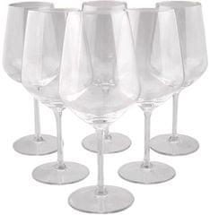 Alpina kieliszki do czerwonego wina 530 ml, 6 szt.