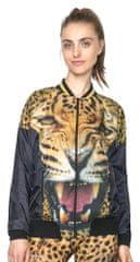 Desigual dámská leopardí bunda
