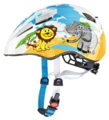 Uvex Kask rowerowy Kid 2 Desert (2017)