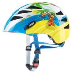 Uvex Kask rowerowy Kid 1 Monkey