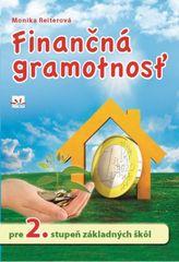 Reiterová Monika: Finančná gramotnosť pre 2. stupeň základných škôl