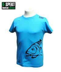 R-SPEKT Dětské tričko Carper Kids tyrkysové