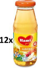 Hami Nápoj jablko - 12x175 ml