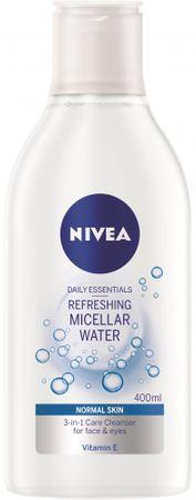 Nivea micelarna voda za normalno kožo, 400 ml
