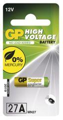GP baterija 27AF, 1 kos