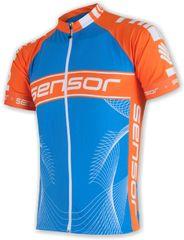 Sensor Męska koszulka rowerowa Cyklo Team