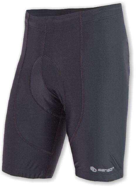 bf0d5cd387a82 Cyklo Entry pánske nohavice krátke čierna Cyklo Entry pánske nohavice krátke  čierna