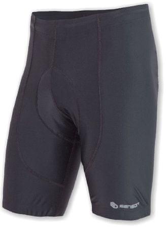 Sensor Męskie krótkie spodenki Cyklo Entry Black