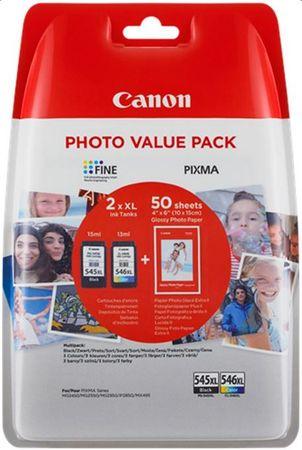 Canon komplet kartuš PG-545XL / CL-546XL