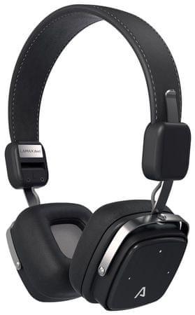 LAMAX Beat Elite E-1 bluetooth vezeték nélküli fejhallgató, fekete
