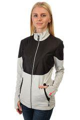 Roxy ženska športna jakna Priscah J, belo-črna