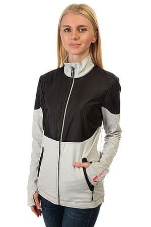 Roxy ženska športna jakna Priscah J, belo-črna, S