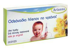 Microlife Arianna Dětská odsávačka hlenů na vysavač