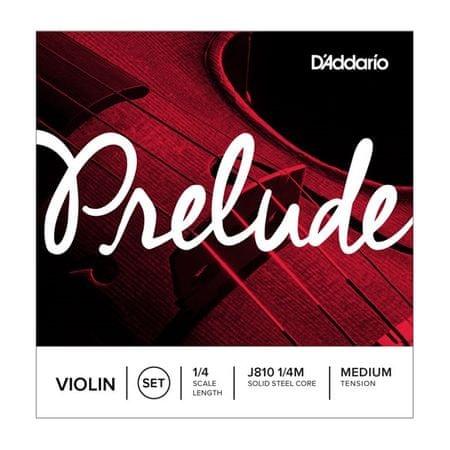 Daddario Prelude vln 1/4 M Husľové struny