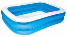 Bestway Nadmuchiwany basen niebieski rodzinny