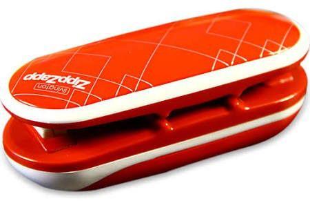 ZippZapp varilec folije, rdeč