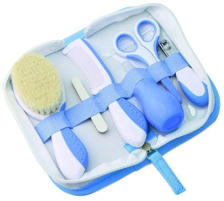 Nuvita zestaw kosmetyczny dla niemowląt Blue
