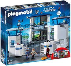 Playmobil 6919 Policijska postaja s zatvorom