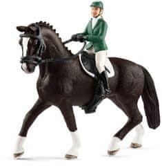 Schleich Jeździec z koniem 42358