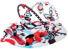 Yookidoo Hrací deka s hrazdou Země robotů