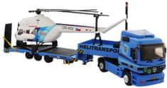 Monti Systém Építőkészlet 58 Actros L-MB Helitransport