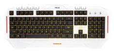 Asus klawiatura Cerberus Arctic Gaming Keyboard