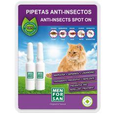 Menforsan antiparazitna pipeta za mačke, 2 komada