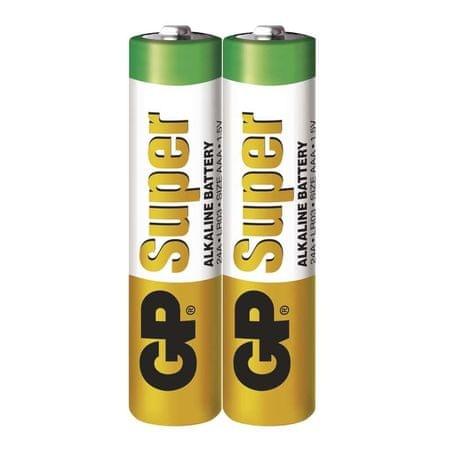 GP baterija super LR03, 2 kosa