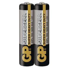 GP baterija supercell R03, 2 kosa