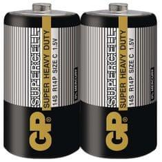 GP baterija supercell R14, 2 kosa