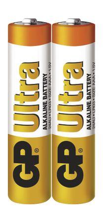 GP baterija Ultra R03, 2 kosa