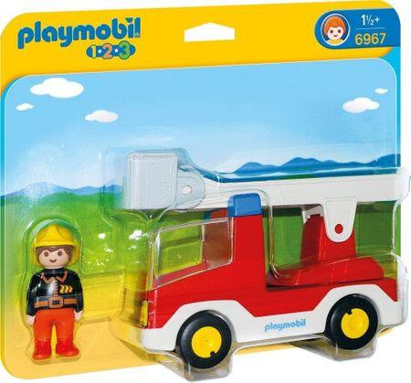 Playmobil 6967 gasilski avto