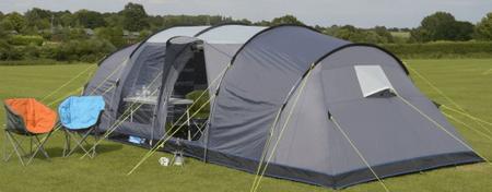 Kampa šotor Watergate 6