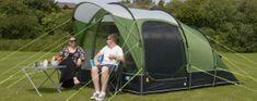 Kampa šotor Brean 3, zelen