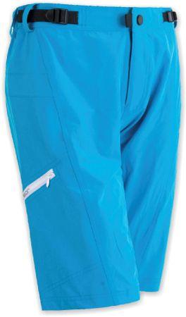 Sensor ženske kolesarske hlače Helium, modre, M
