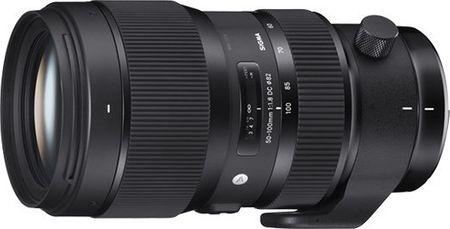 Sigma 50-100/1.8 DC HSM ART pro Nikon