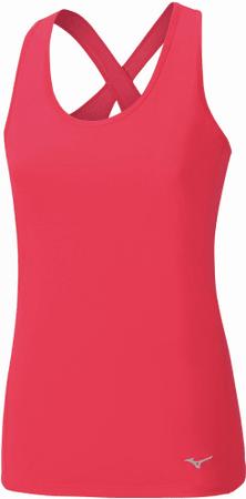 Mizuno ženska majica Active Tank, roza, XL